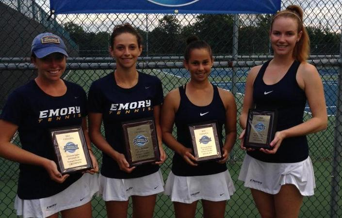 Satterfield Claims ITA Singles Title; Teams with Siegler for Doubles Championship