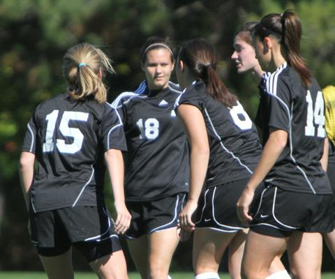 MCLA Tops Sage in Women's Soccer Action, 3-0