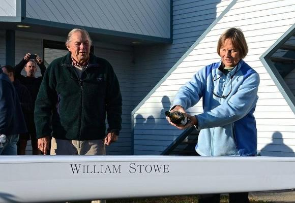 Former CGA Coach and Rowing Legend Bill Stowe Passes Away at Age of 75