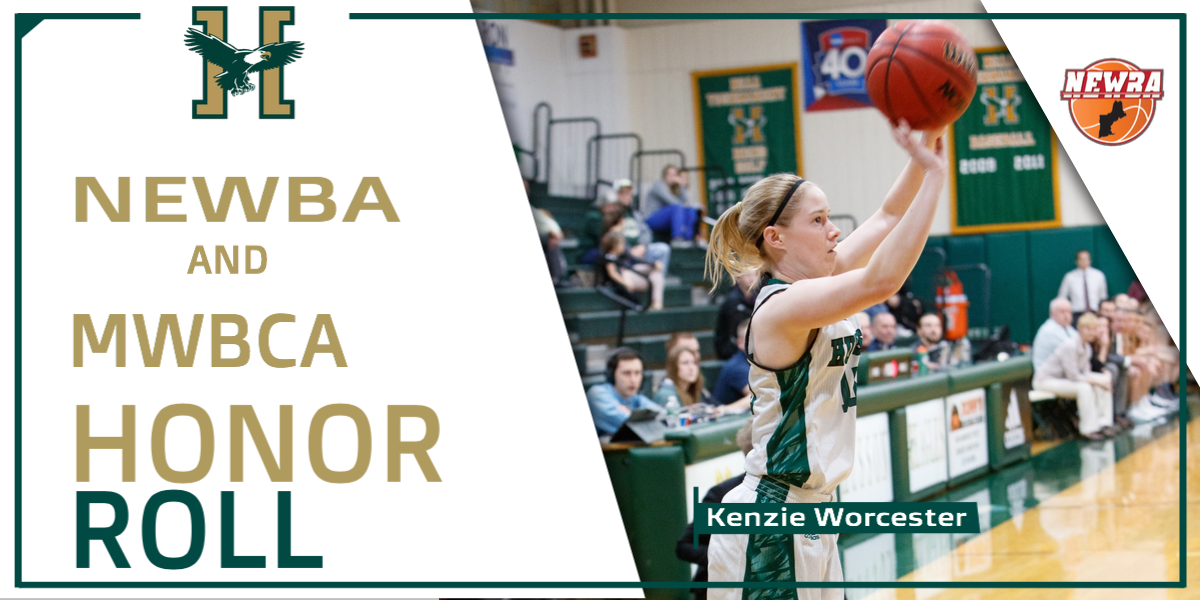Worcester Recognized on NEWBA and MWBCA Honor Roll