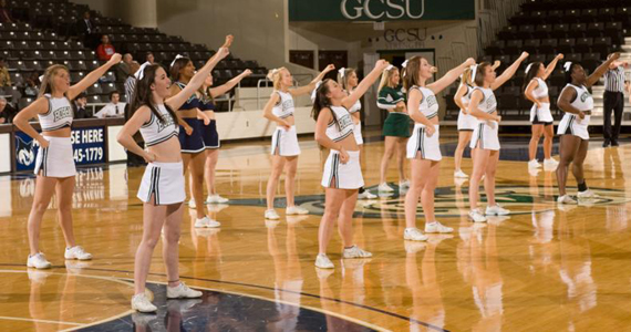 Salsa Club to Perform, GCSU Cheer Reunion and School of Business Night at Saturday Bobcat Hoops Doubleheader