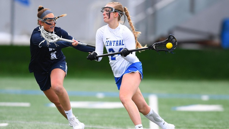 Women's Lacrosse Comes Up Just Short in Home Loss to Manhattan