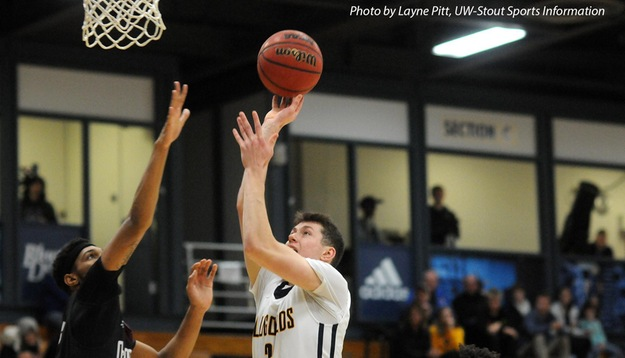 Kuepers tallies a career-high 20 points in win over McMurry