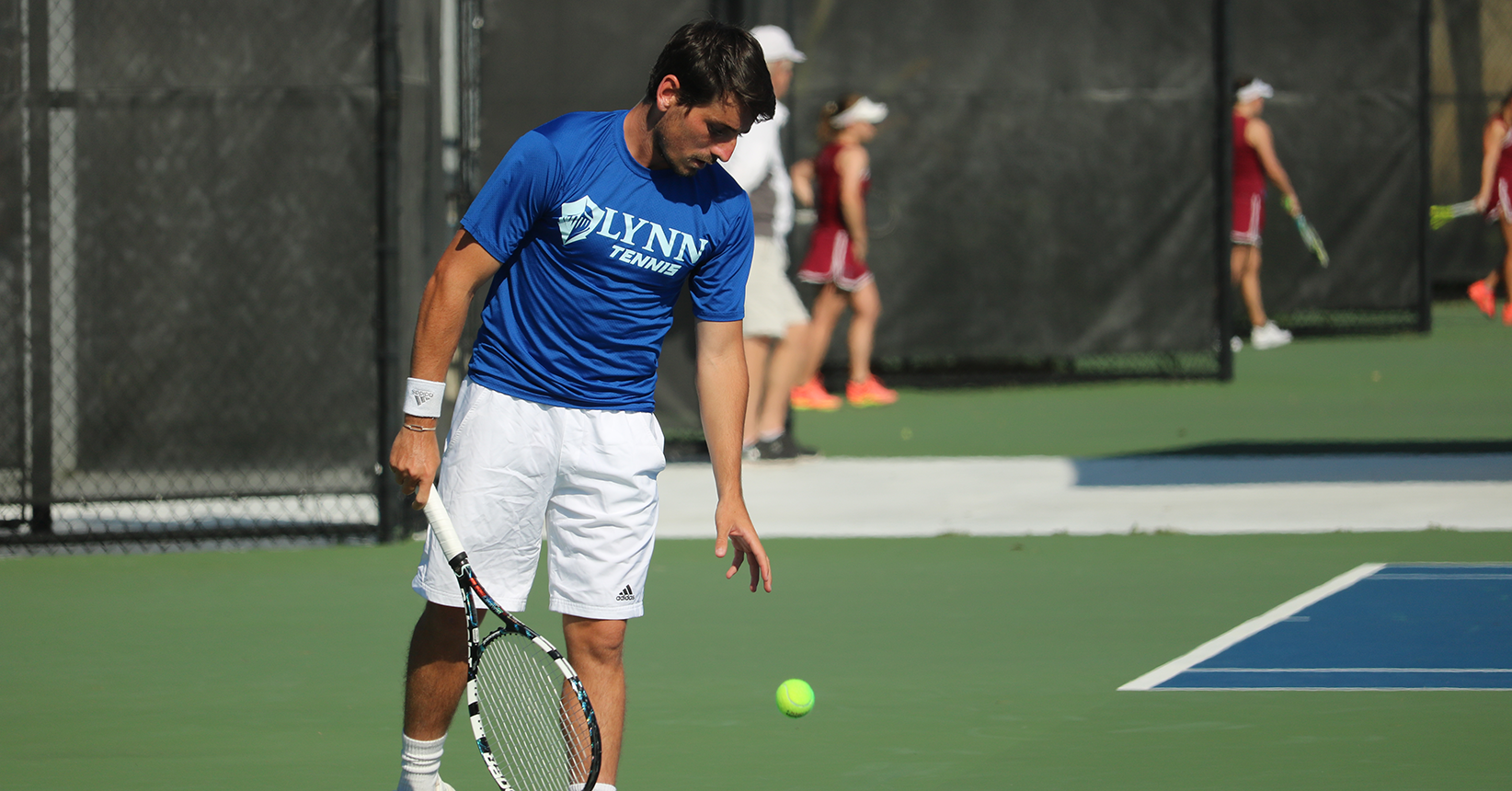 Men's Tennis Rattles St. Mary's
