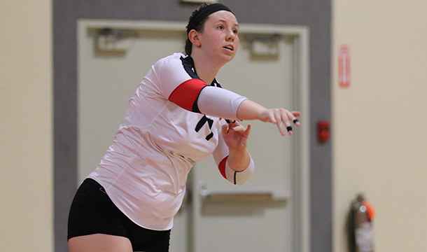 Hot-Hitting Pride Tops Volleyball, 3-0