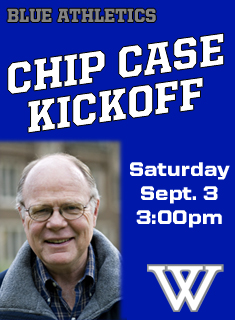 "Wellesley Athletics Unveils ""Chip Case Kickoff Event"""