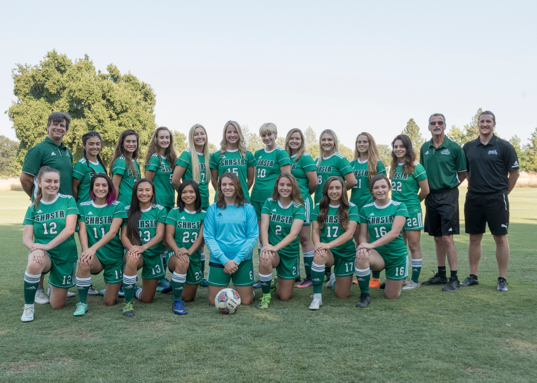 SHASTA COLLEGE STARTS THE YEAR WITH 5-1 WIN OVER SACRAMENTO