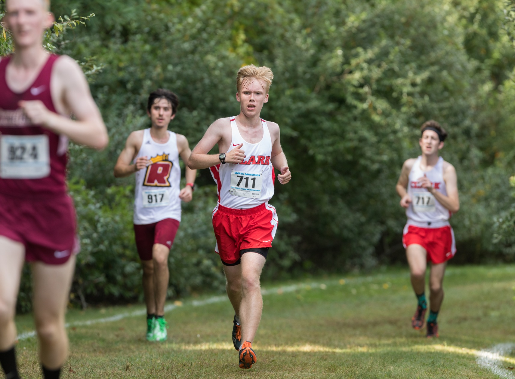 Men's Cross Country Competes at Gettysburg College Invitational