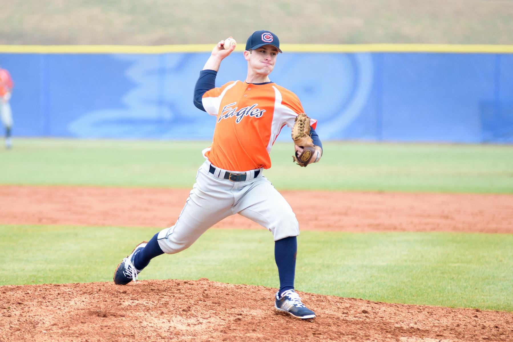 Determined Eagles seize two wins at Tusculum