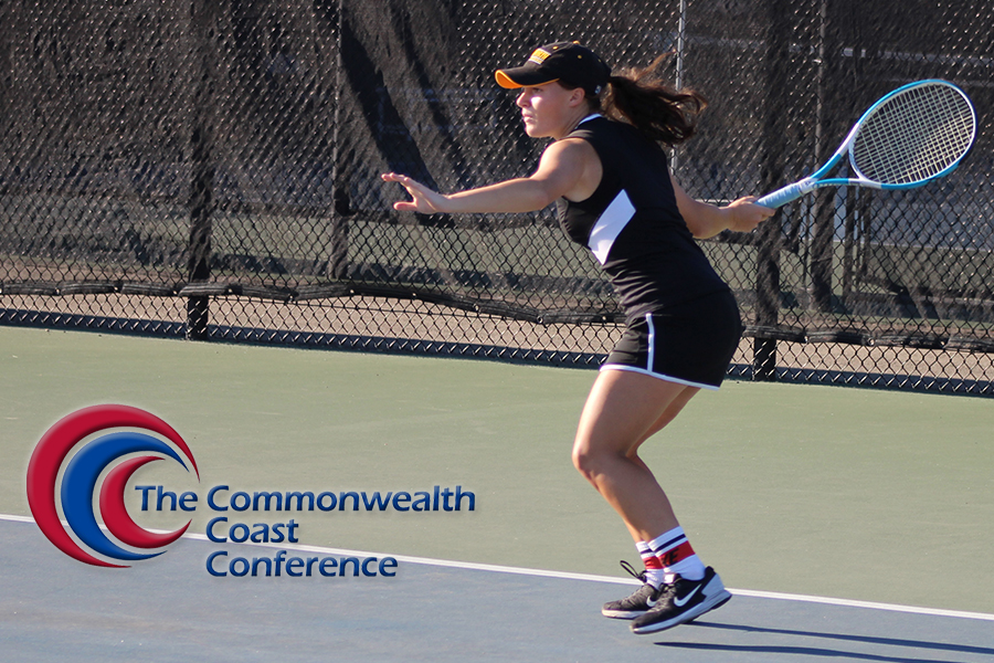 CCC Coaches Pick Women's Tennis to Finish Seventh