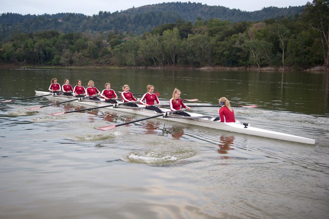 Two Northern California Events on Tap for SCU Women's Rowing this Fall