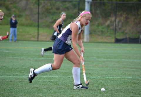 MoJo's Four Goals Lead #18 UMW Field Hockey Past Stevenson, 9-1