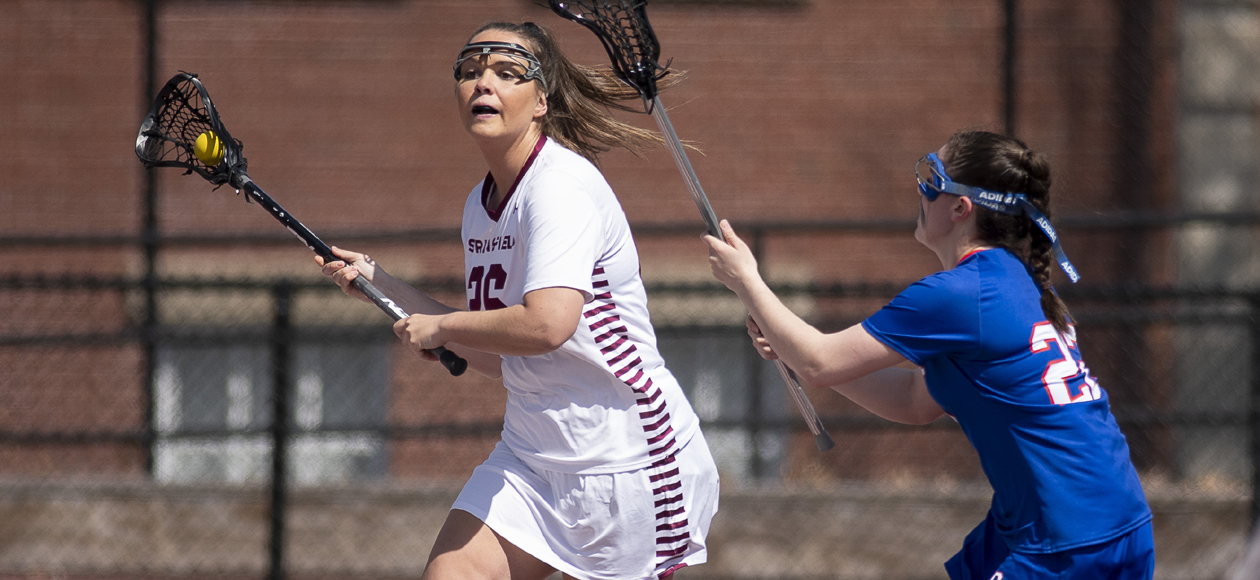 Women's Lacrosse Closes Regular Season with 21-4 Win Over Emerson on Senior Day