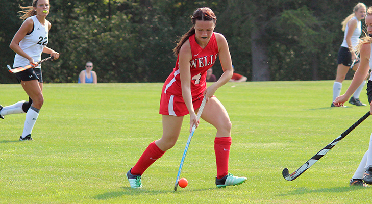 Field Hockey Earns First-Ever NEAC Victory