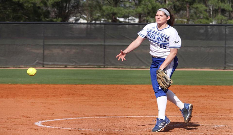 Pitching key in Lions' season opening sweep of Southern Wesleyan