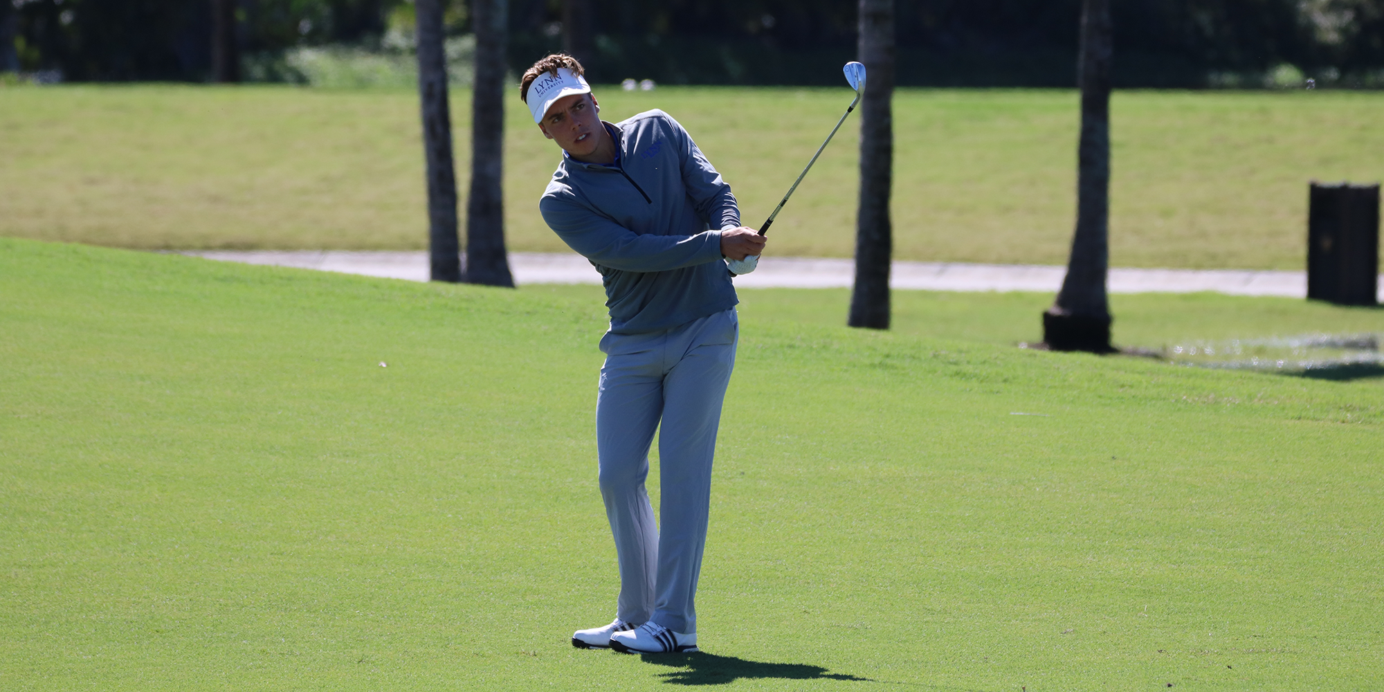 Men's Golf Takes Eighth at Matlock Classic
