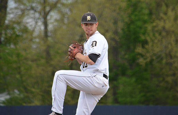 DePauw's Season Ends with Third-Place Regional Showing