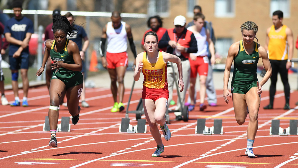 Ferris State Track Registers National-Qualifying Performances & Several Personal Bests At Bucknell Classic