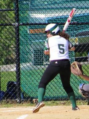 Santiago Commits to The Sussex Softball Team