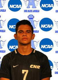 Oseguera named Association of Division III Independents men's soccer Player of the Week