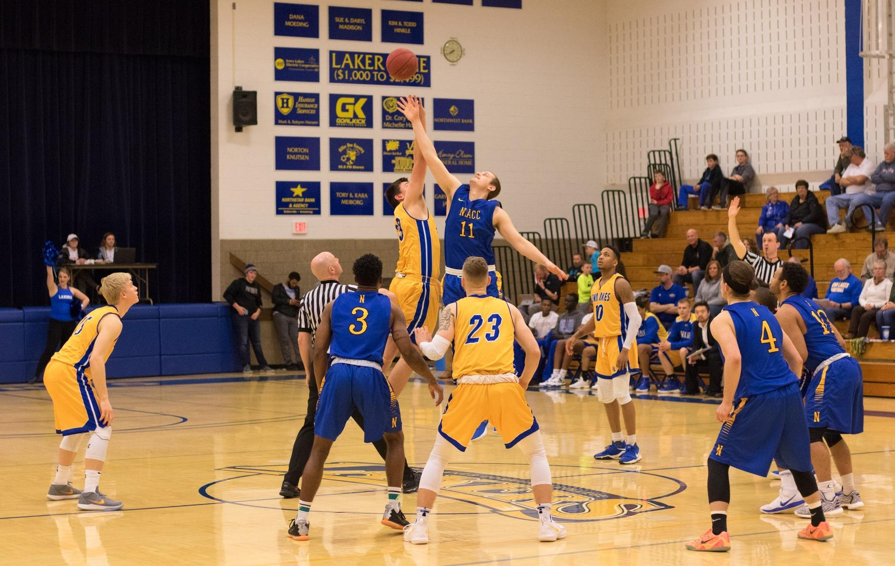 Iowa Lakes Basketball Home Opener