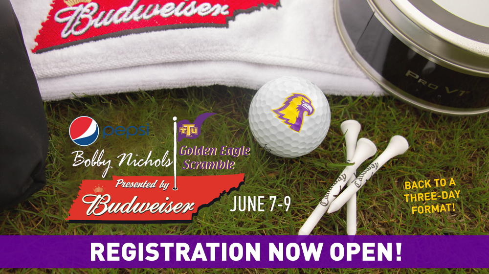 Registration for Pepsi Bobby Nichols Golden Eagle Scramble presented by Budweiser now open