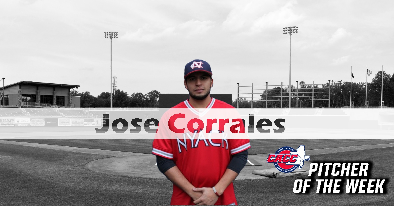 Corrales Named Pitcher of the Week, Torreullas Received Honorable Mention