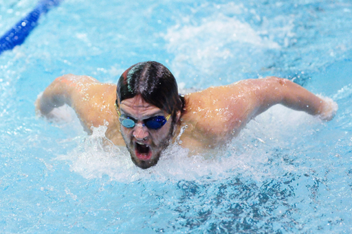 Richter Earns Fifth Career Landmark Title in 100 Fly