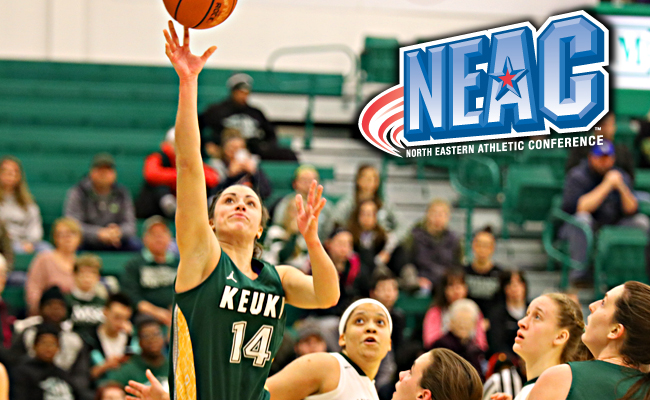Katie Stuart Named All-NEAC