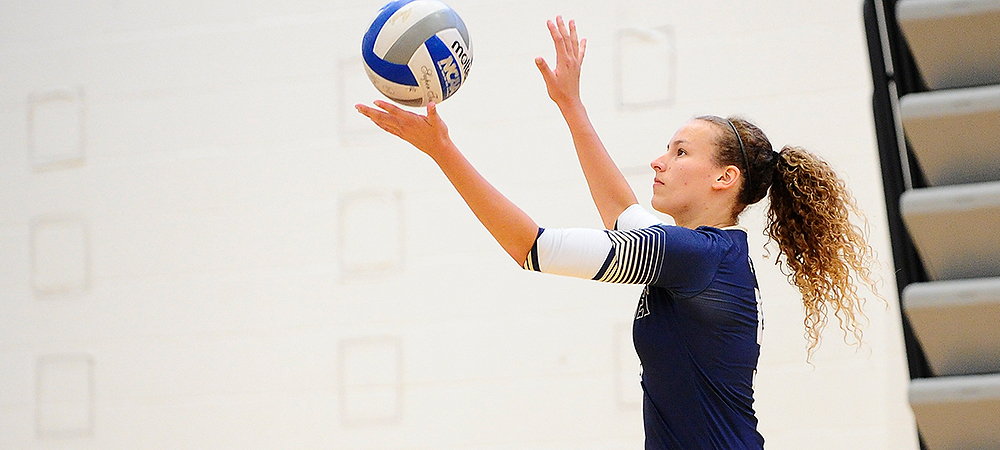 Bison ace NEAC test at home with two wins