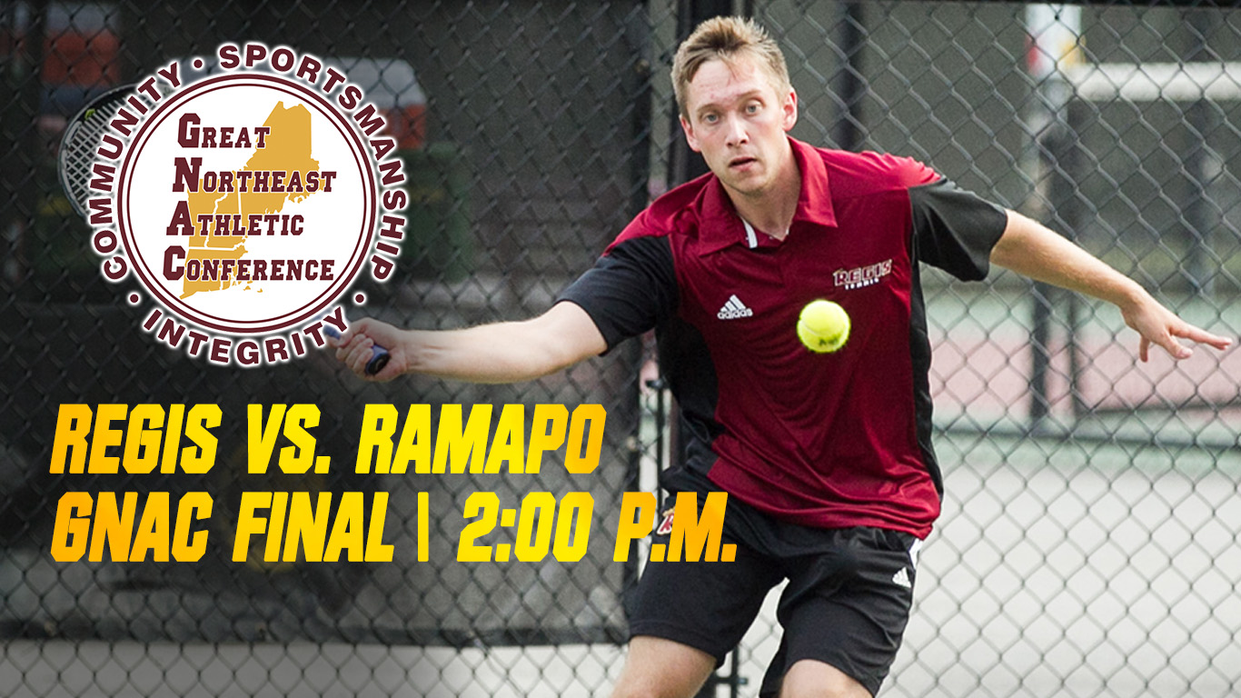 PREVIEW: Men's Tennis Seeks First GNAC Title, NCAA Appearance