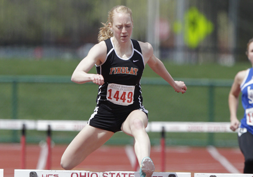 Findlay Finishes Day 2 of All-Ohio Championships