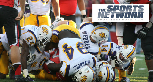 The Sports Network Top 25 poll lists Golden Eagles among vote-getters