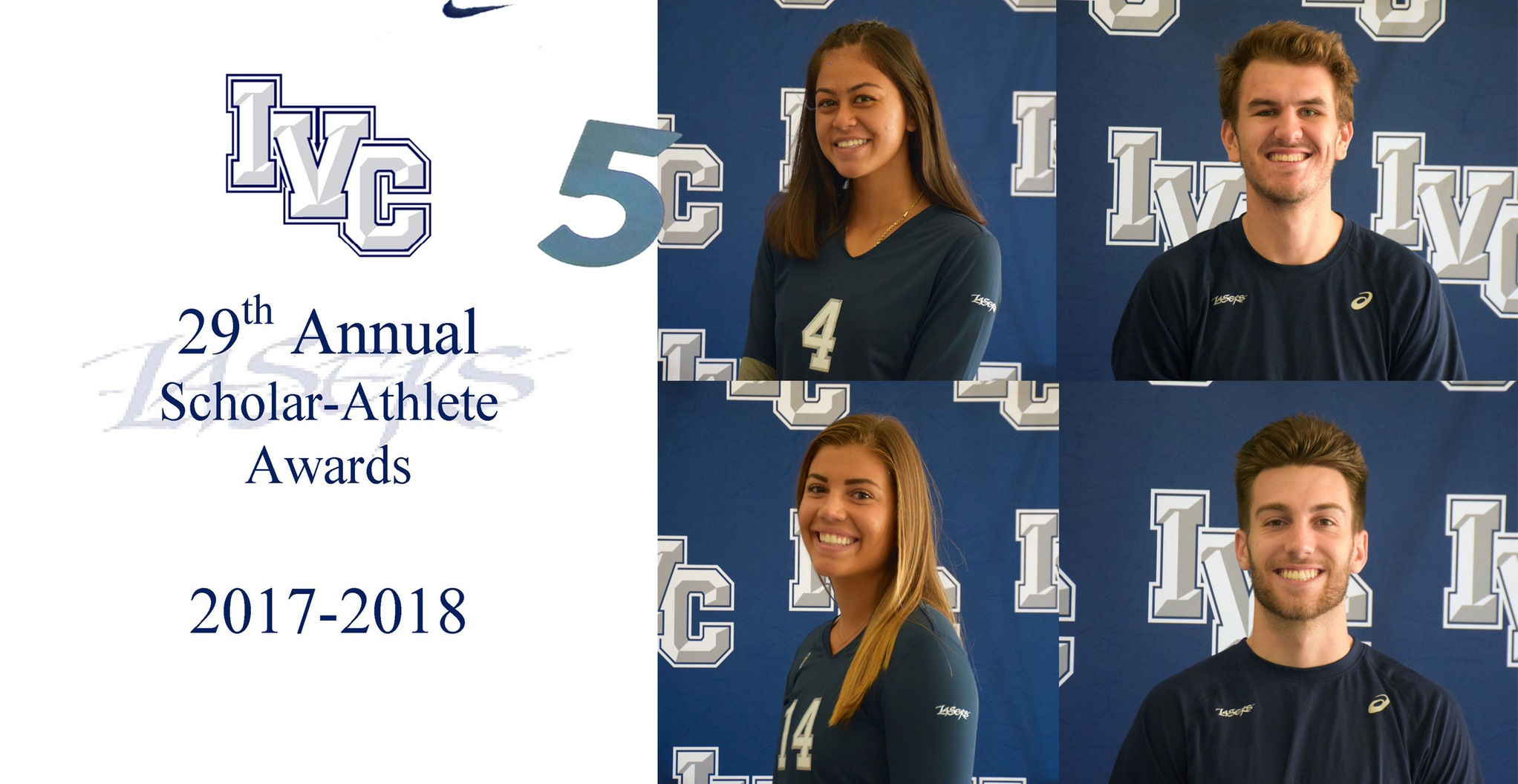 No. 5 Story of the Year - Irvine Valley hands out athlete awards