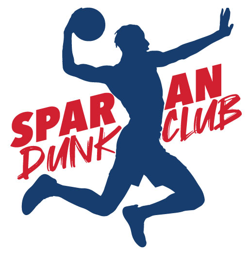 Spartan Dunk Club Logo
