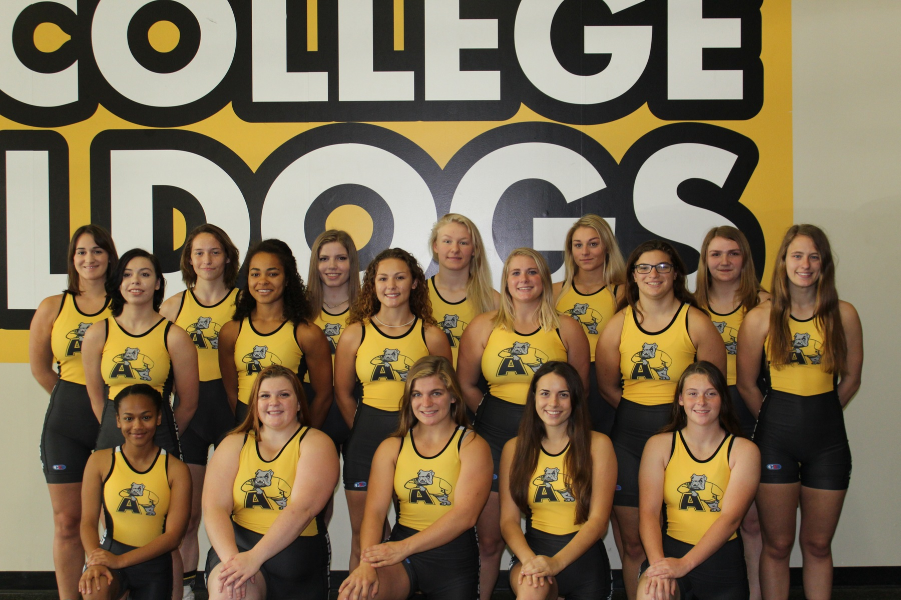 Women's Wrestling Opens Season This Weekend with High Hopes