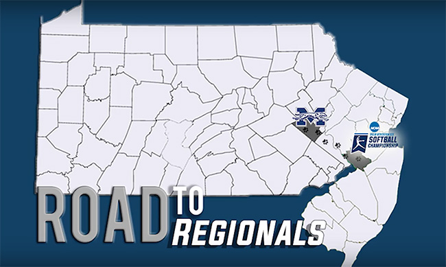 The Greyhounds on the Road to the Regionals with a behind the scenes video of their trip.
