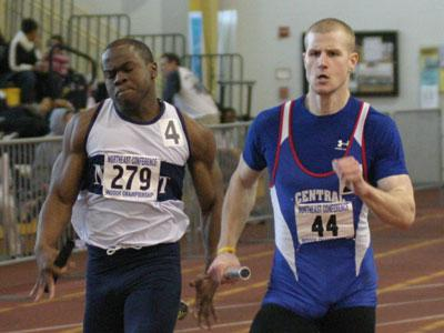 Whalen and Smith Lead CCSU to 6th Place at Sorlein Invite