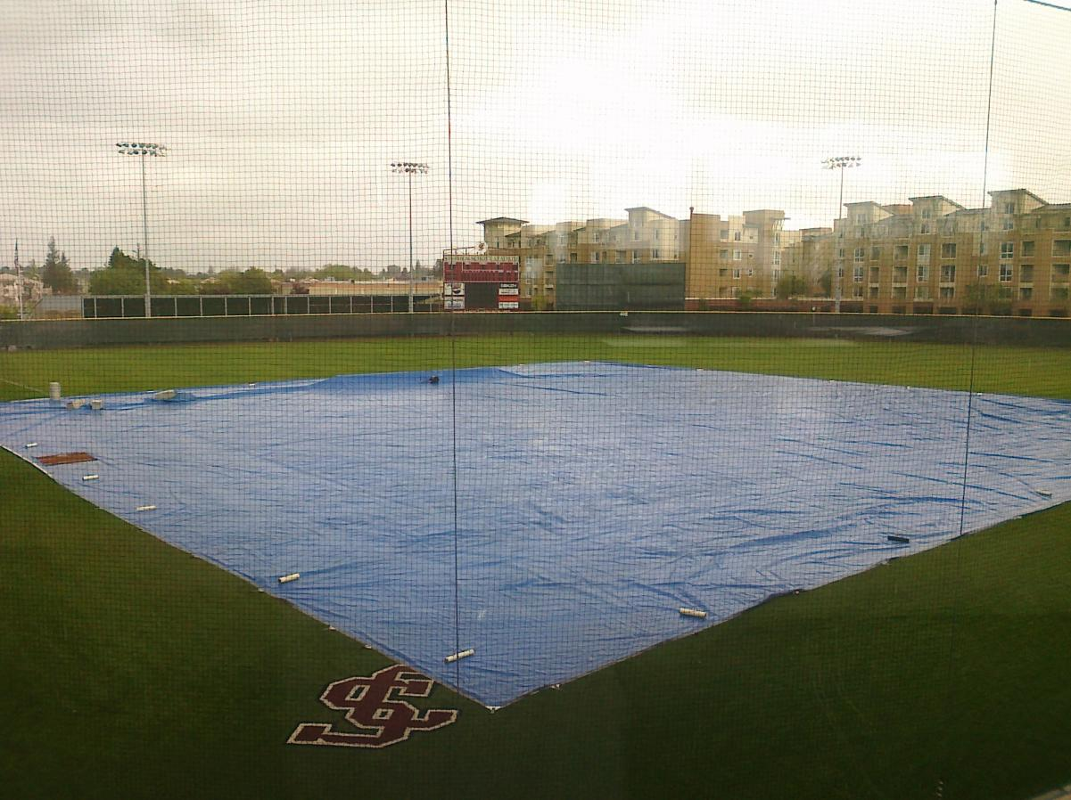 Santa Clara Baseball vs. Cal Postponed Due to Rain