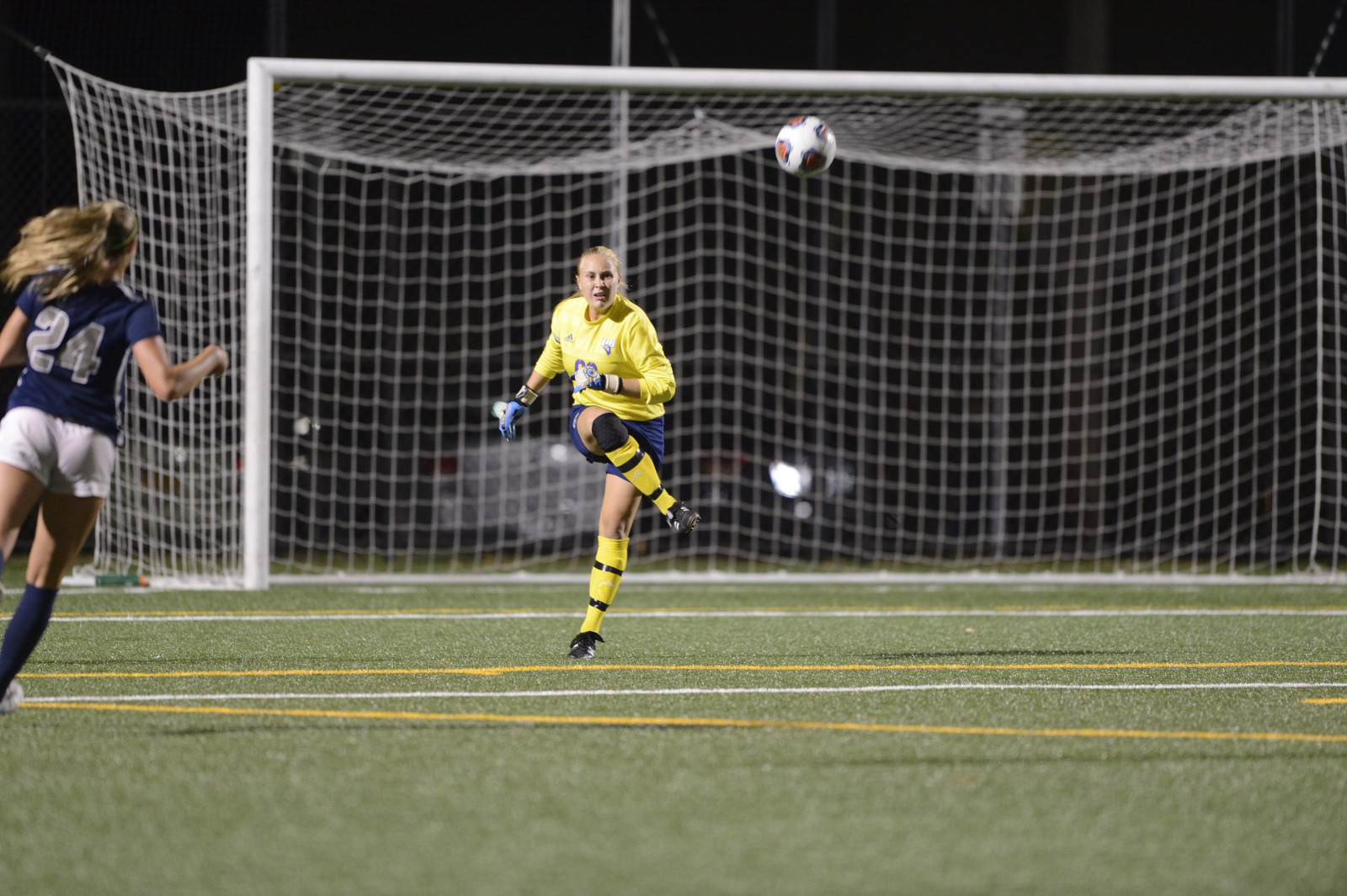 UB Women's Soccer Now 2-0 On The Season After Blanking Southern Connecticut State, 1-0