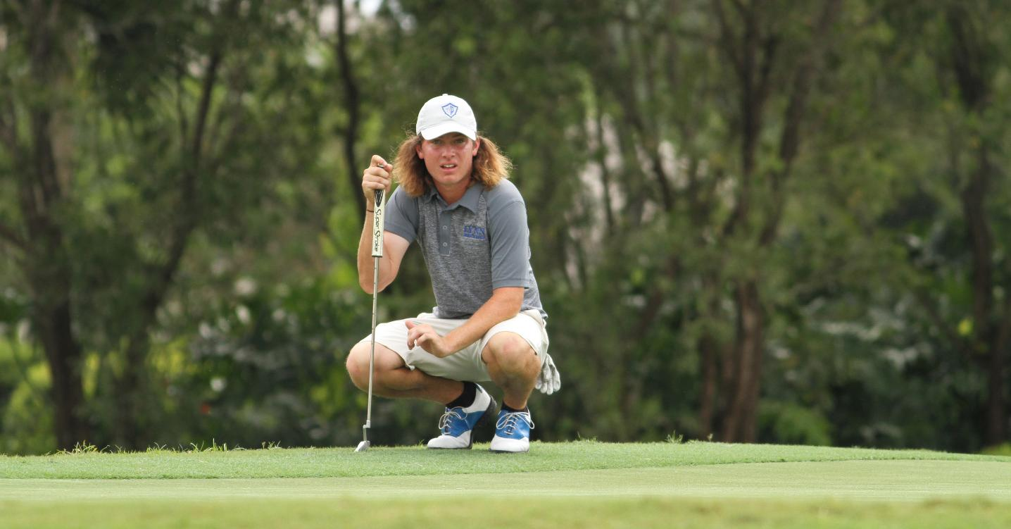 Greene Places in Top-10 for Men's Golf at Pirate Invite
