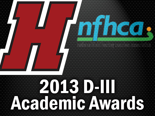 NFHCA announces academic awards