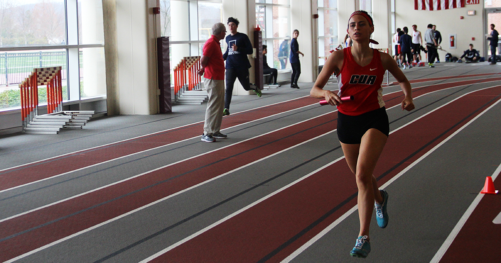 Cardinals Compete at CNU Vince Brown Invite