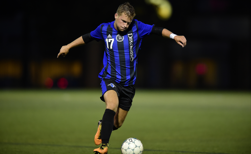 Men's Soccer Hosts Dickinson on Wednesday