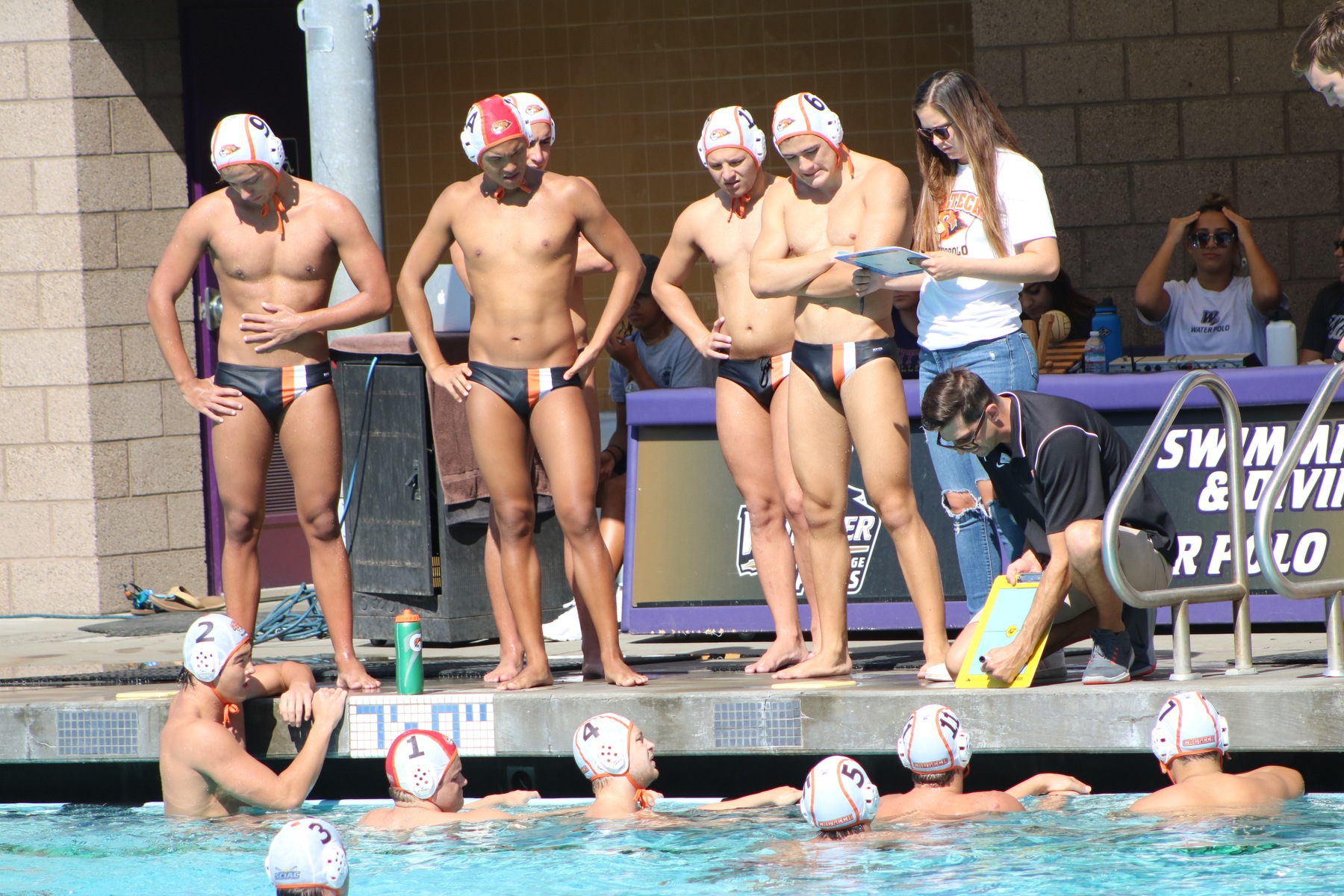 Men's Polo Bounces Back at Whittier