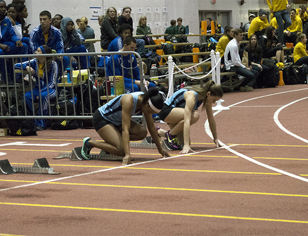 One Women's Track & Field Record Broke, One Set At Jim Green Invitational