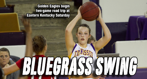 Golden Eagles look to keep their success going as they travel to Eastern Kentucky