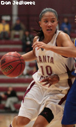 Cold Shooting Haunts Santa Clara In Loss to USD