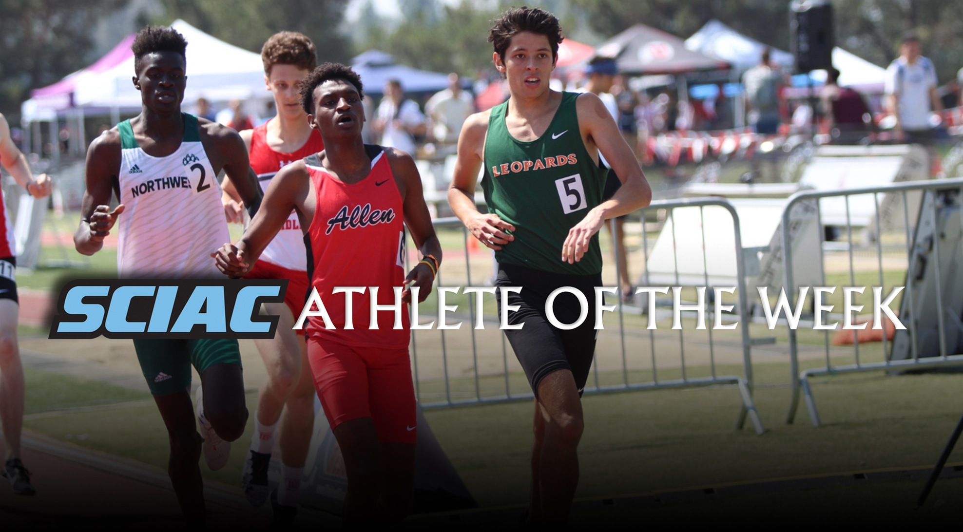 Salas named SCIAC Athlete of the Week