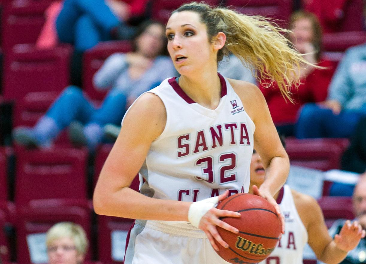 Bring Books to Donate! SCU Women's Basketball Hosts SJSU and Princeton